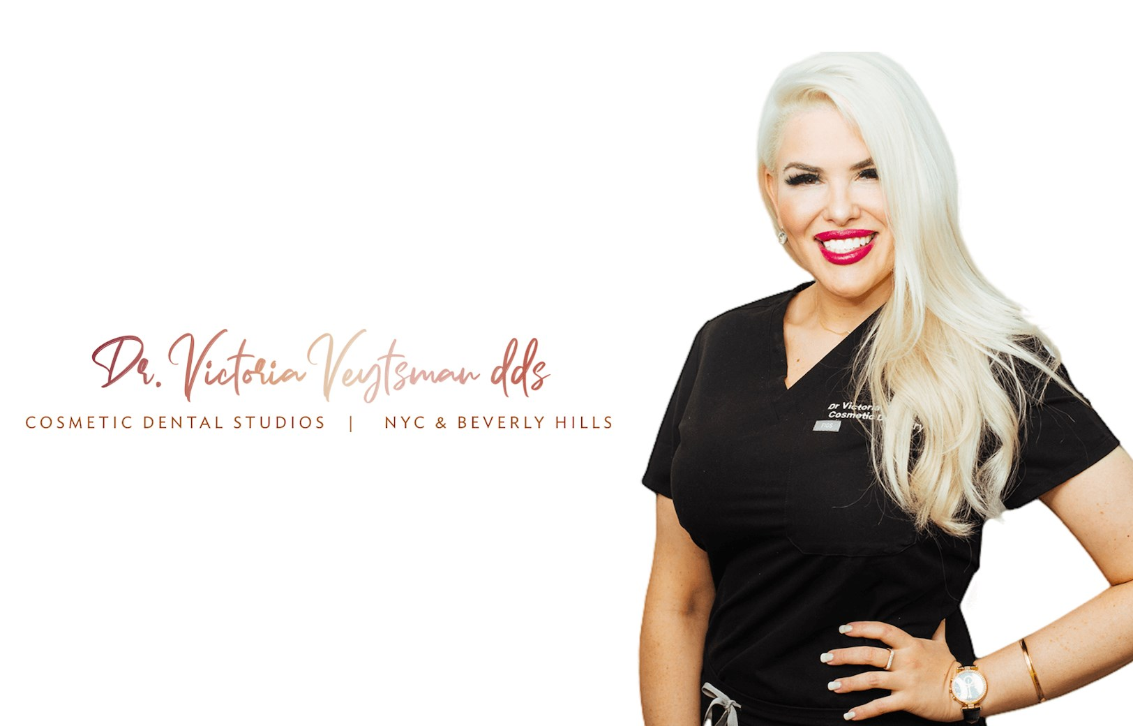 New York's Premier Dentist - Get to know Victoria Veytsman, D.D.S., a cosmetic and general dentist with a stellar education, extensive dental experience, and impressive awards.